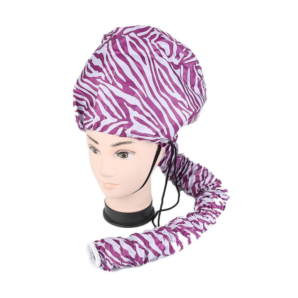 BellyLady Professional Hair Dryer Cap Printing Hair Dryer Attachment Salon Soft Hair Dryer Hat
