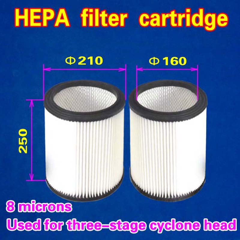 HEPA filter cartridge 210*250 (Used for three-stage cyclone head ) 1 piece family matching outfits kids girls and mom clothes floral print dress mom girls pleated party skirts mother and daughter dresses