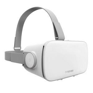 Image 3 - Yeni Baofeng Mojing S1 3D gözlük sanal gerçeklik gözlükleri VR kulaklık 110 Fresnel Lens + Bluetooth uzaktan kumanda akıllı telefon için