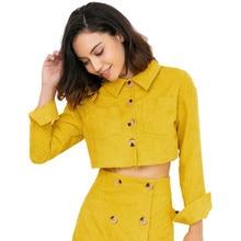 MUXU Autumn And Winter Jacket Short Long Sleeve jaqueta feminina clothes chaqueta mujer streetwear coat women