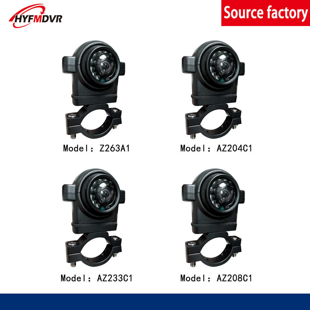 Factory Outlet Side Mounted Car Camera 12V Voltage Waterproof and Infrared Night Vision School Bus/Small Car/Forklift / bus