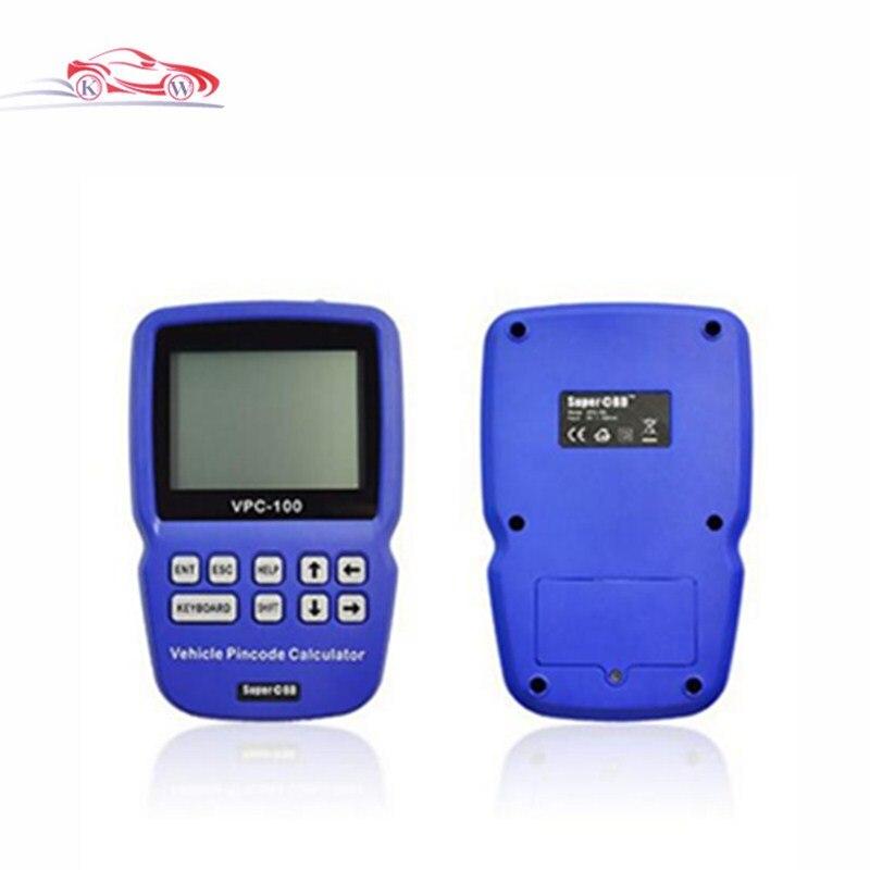 VPC-100 Hand-Held Vehicle PinCode Calculator with 300+200 Tokens VPC100 Pin Code Calculator/Reader VPC 100 Auto Key Programmer
