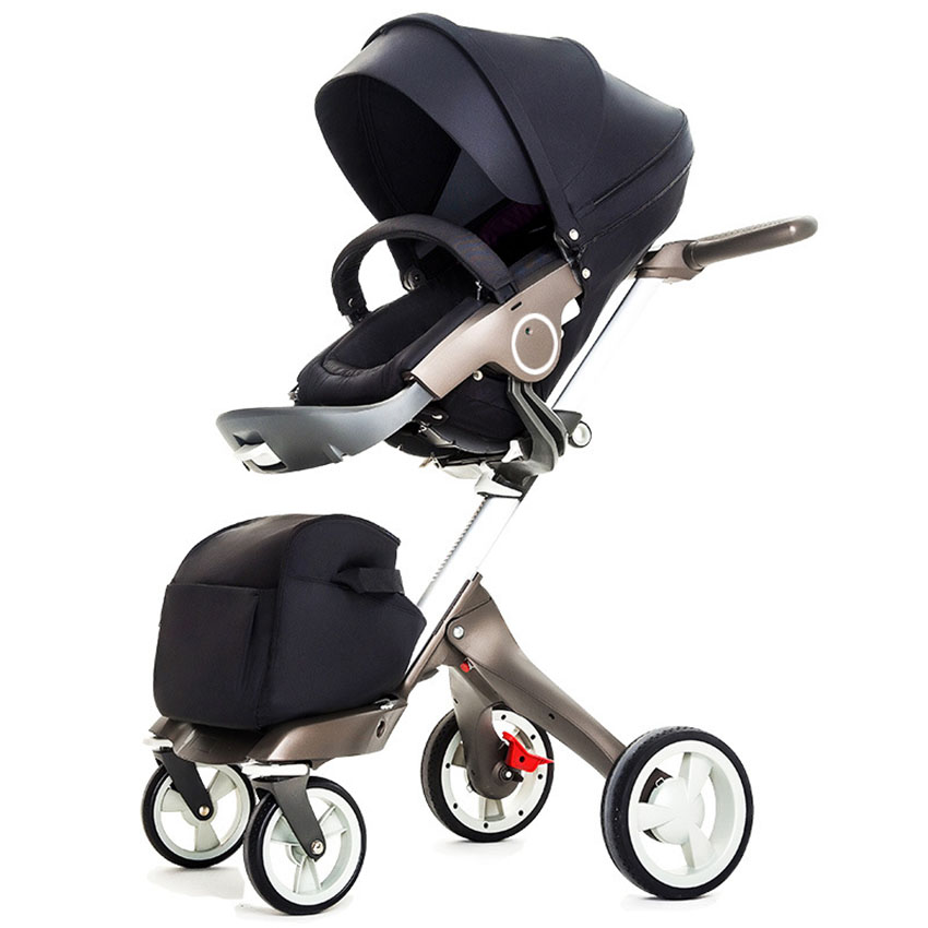 Upscale Luxury Waterproof Yoya Baby Stroller Basket Umbrella Infant High Quality Carriage Kids Safety Outdoor Trolley Comfort babylon upscale casual outdoor security booth shade garden umbrella advertising