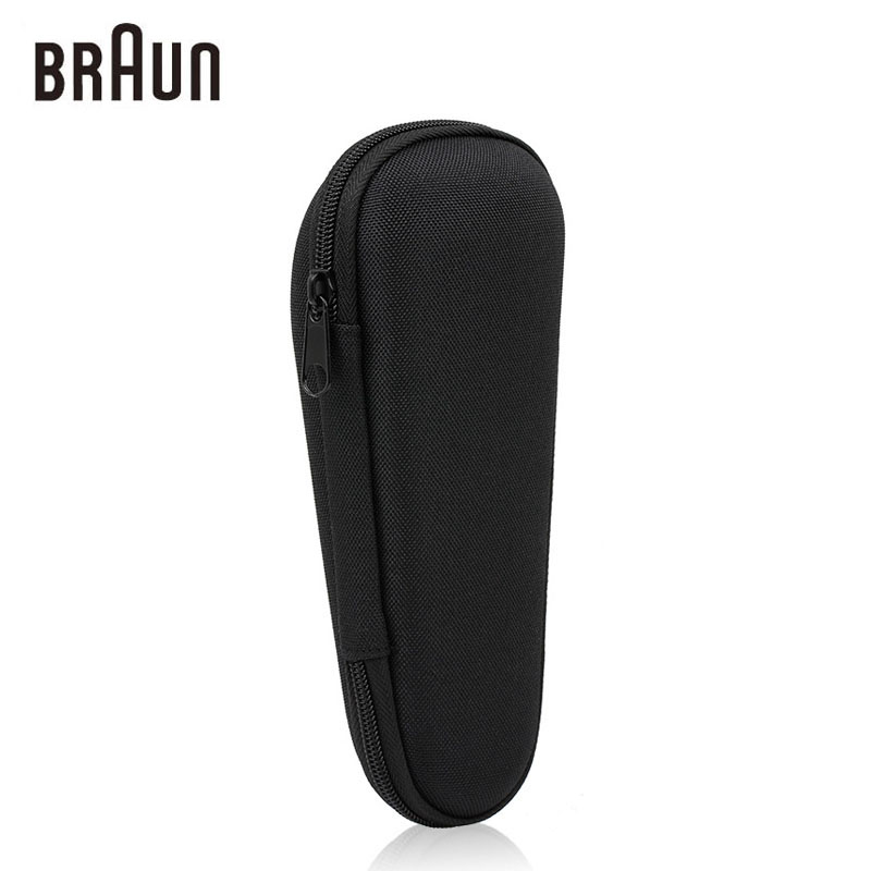 Protable Travel Box For Braun Electric Shaver 3000S 3020S 3050CC 3080S Cruzer 6 Seris 3/5/7 Shaver Protector Storage Case