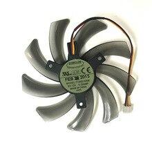 Free Shipping T129215SM 95mm 3PIN computer cooler fan for Gigabyte GV-N650OC-1Gl 2Gl GV-N550WF2 N56GOC R667D3 R777OC
