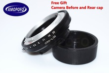 Amopofo, CRX-LM  Adapter For Contarex CRX lens to for Leica M M9 M8 M7 M6 M5 M4 M220 TECHART LM-EA 7