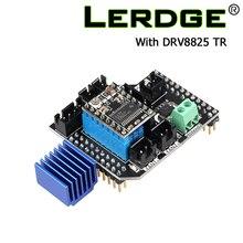3D-принтеры часть lerdge двойной экструдер модуль для DRV8825 TR драйвер печатающая головка расширения плата управления 2 в 1 из 2 в 2 из hotend