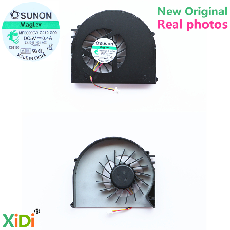 NEW Original COONLING FAN FOR DELL INSPIRON N5110 CPU COOLING FAN MF60090V1-C210-G99 new for dell inspiron 1464 1564 1764 n4010 fan