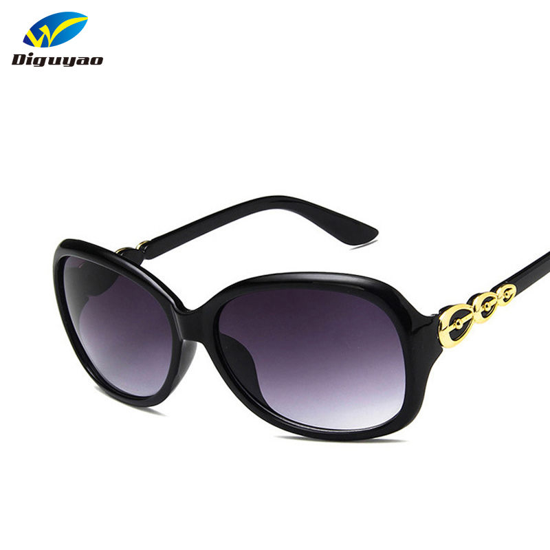 3af37abba0e Detail Feedback Questions about DIGUYAO 2018 Fashion Female Oval sunglasses  Frame Gradient lens glasses oculos de sol feminino Women Brand Designer on  ...