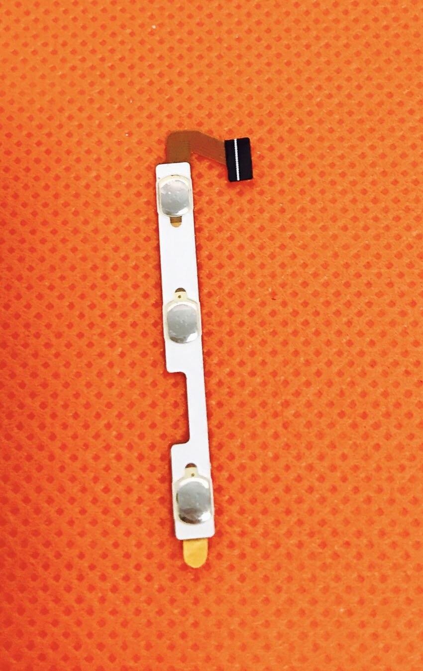 Original Power On Off Button Volume Key Flex Cable FPC For Blackview P2 MT6750T Octa Core 5.5