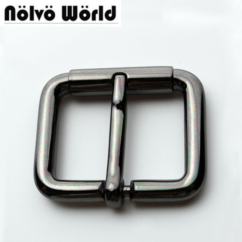 30pcs 1.5 Inch 3.8cm Turnbuckle Belt Pin Buckle Pipe And Dog Collars Buckles,metal Strap Bag Clip Buckle
