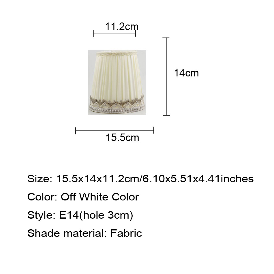 Exotic Lamp Shades fabric lamp shades picture - more detailed picture about dia 15.5