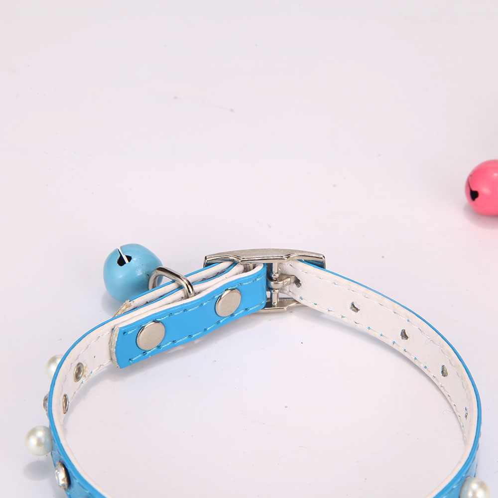 Cat Collar With Bell Dog Collar For Cats Puppy Collars For Cats Kitten Cat Collar Pet Lead Dog Leashes Pet Supplies Pet Products (4)