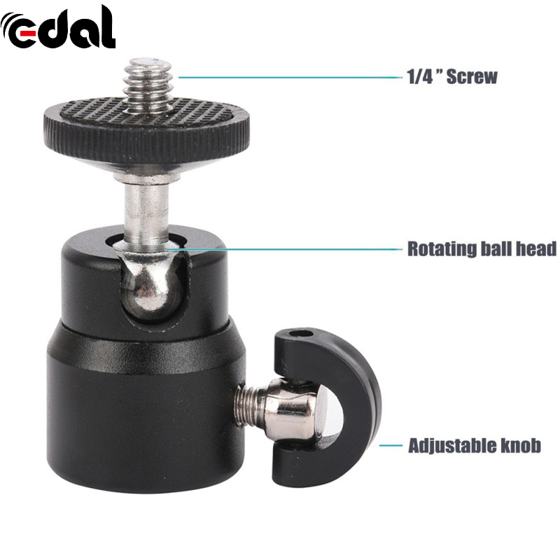 Professional Shoe Adapter Cradle Ball Head with Lock for Camera Tripod