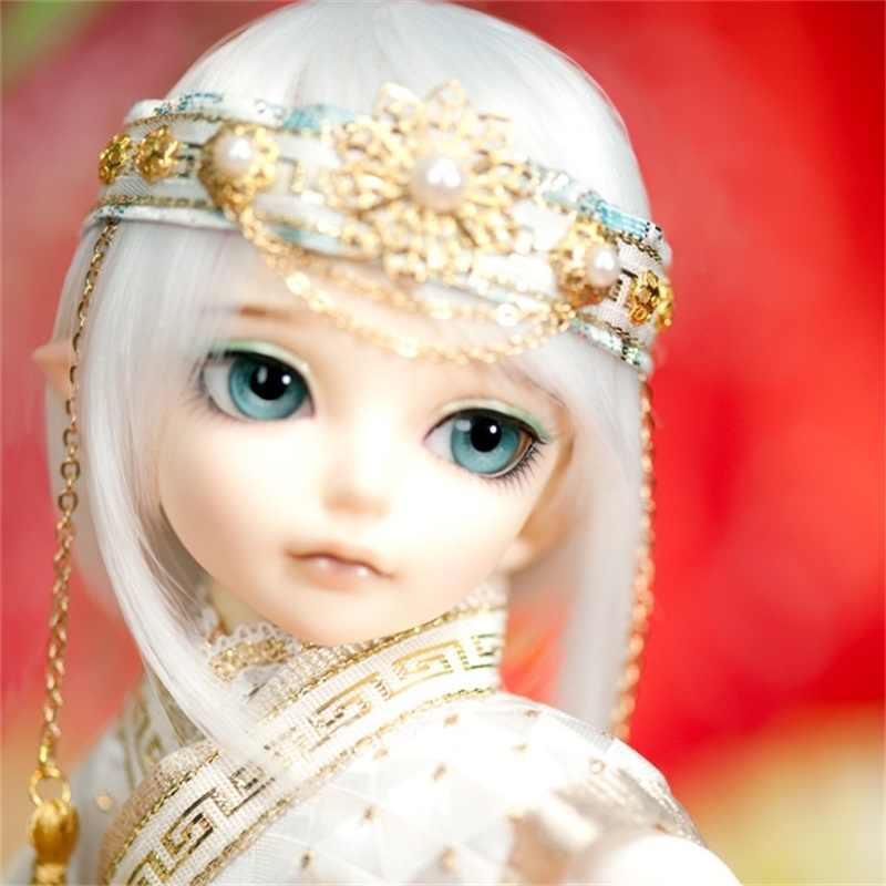 OUENEIFS Littlefee EL Fairyland bjd 1/6 модель тела для маленьких девочек Мальчики-куклы глаза высокое качество игрушки магазин смолы аниме