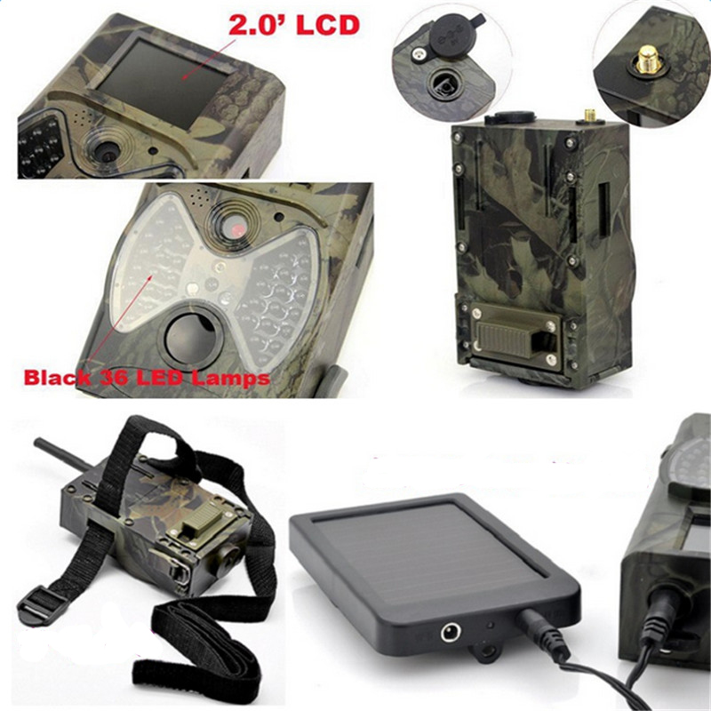 Sktolly HC300M Hunting Deer Trail Camera HC-300M Full HD 12MP 1080P Video Night Vision MMS GPRS Scouting Infrared Game Hunter skatolly 3pcs lot hc300m full hd 12mp 1080p video night vision huting camera mms gprs scouting infrared game hunter trail camera