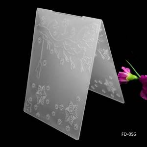 AIAIHU Flocon De Neige /Étoile en M/étal De Coupe Meurt Pochoir Scrapbooking Album DIY Timbre D/écor