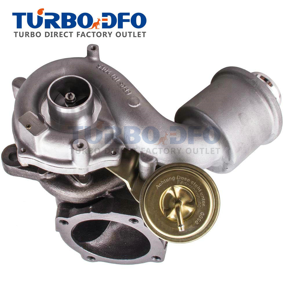 Turbocharger K03-052 complete turbo 53039880052 for Seat Ibiza III Leon Toledo II 1.8 T 132 KW 180 HP 06A145704T 06A145713F