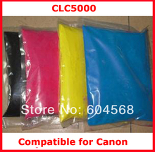 High quality color toner powder compatible for canon CLC5000/C5000/5000  Free Shipping