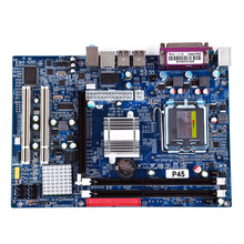 NEW desktop motherboard P45 LGA 771 DDR3 motherboard fully integrated
