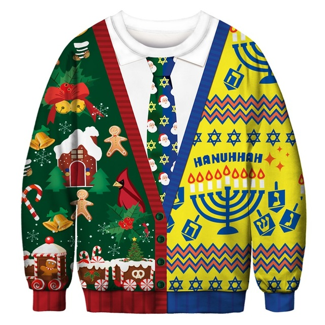 A103237 Mens ugly christmas sweater 5c64c1130a218