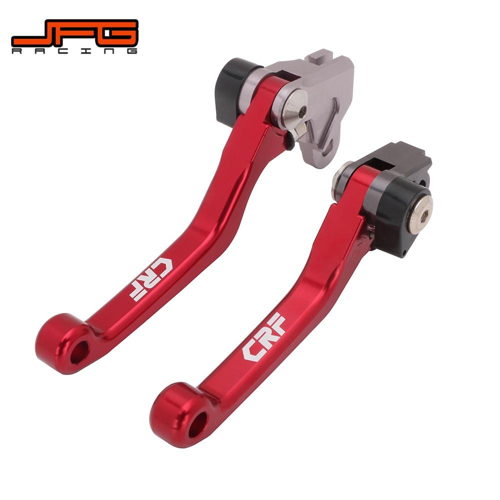 For Honda Billet Foot Pegs Footpegs CRF150 CRF250 CRF450 R X CR125R CR250R Gold