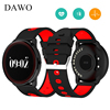 DAWO Fitness Tracker Smart Bracelet Blood Pressure Blood Oxygen Call Message Sedentary Reminder Heart Rate Monitor