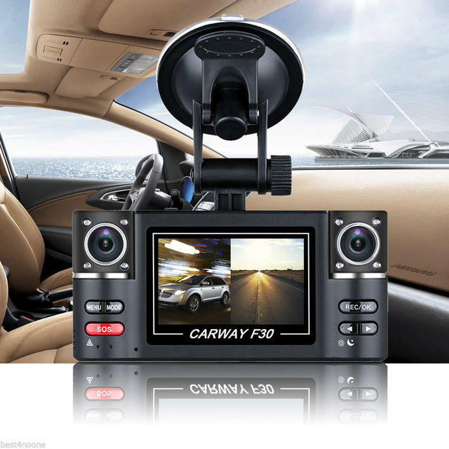 kkmoon Car DVR Camera 2.7