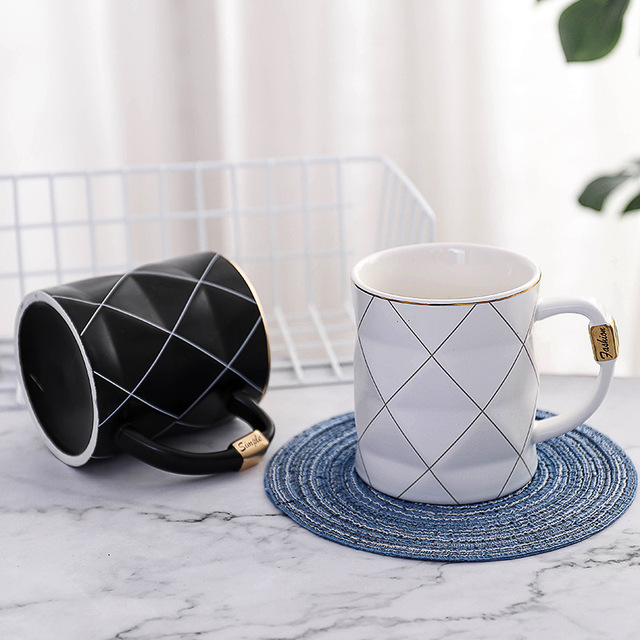 Nordic Ceramic Tea Mug