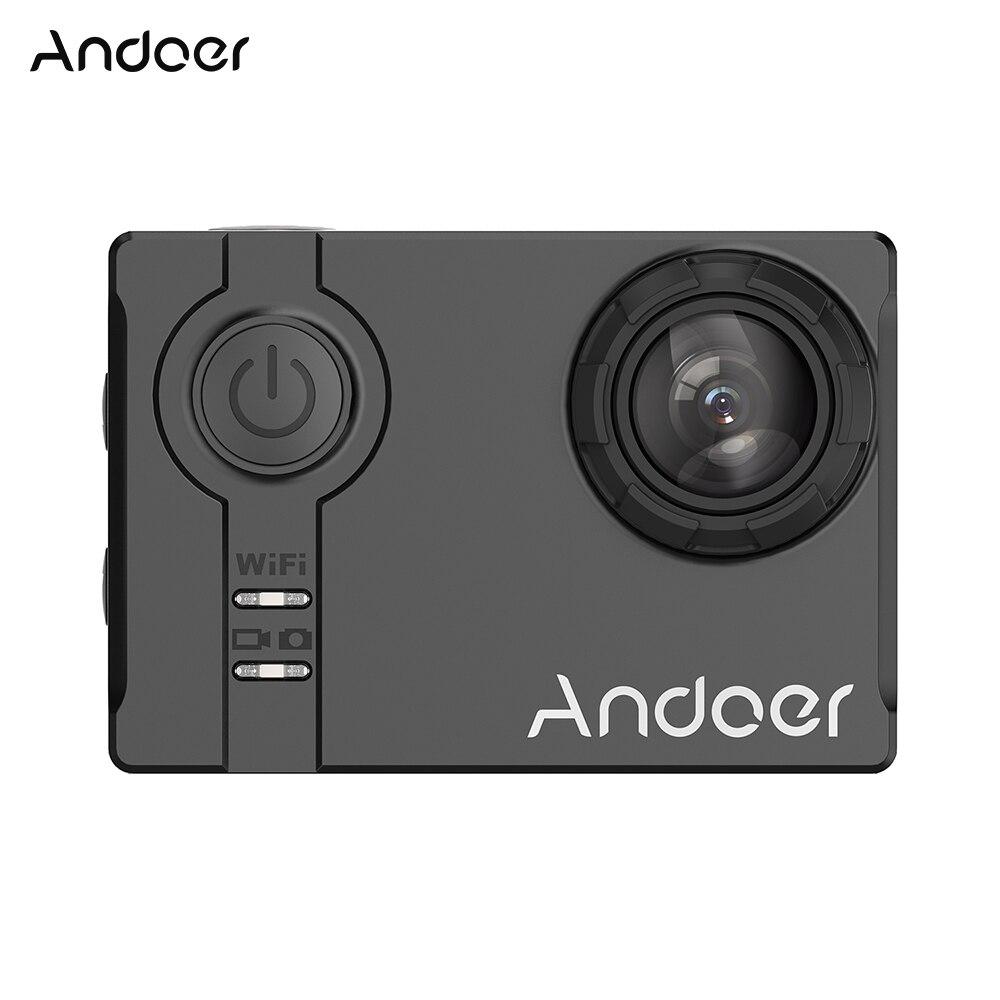 Andoer AN7000 Action Camera 4K Camera 2 0 LCD1080P 16MP Full HD Adopt for Ambarella A12S75WiFi