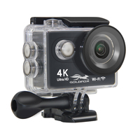 H9 Action Camera Ultra HD 4K WiFi 1080P 60fps Sports Camera 2 0 LCD 170D 16MP
