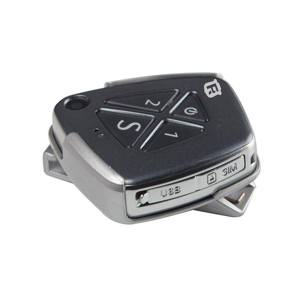 3G WCDMA GPS Tracker RF V42 Camera monitoring Talking clock Fall alarm with box