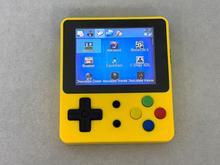 Opening Linux Retro Game Console 2.6 inch LDK Nostalgic Children Mini Family TV Video Consoles mini handheld player