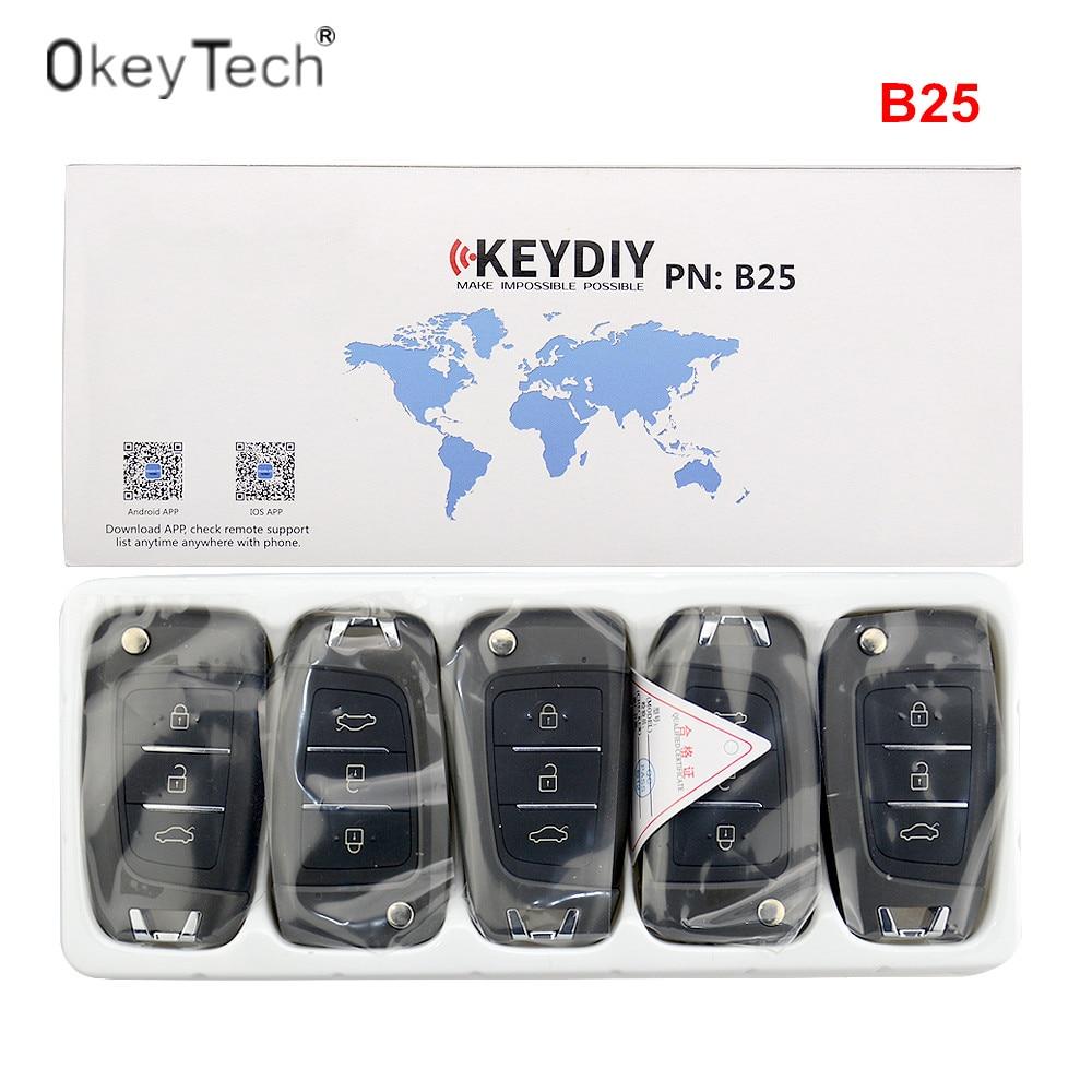 KD Remote B25