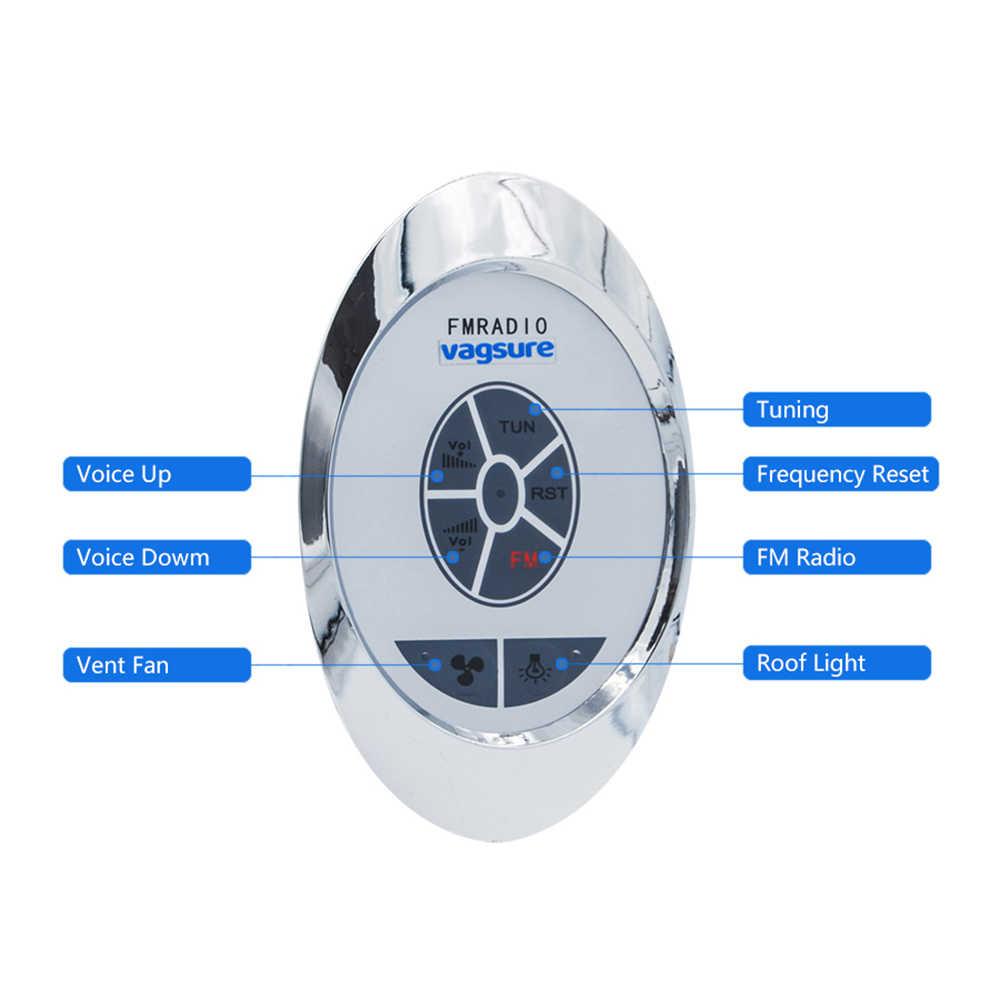 1set Controller Transformer Vent Fan Speaker Light Radio Fm Control For Shower Cabin Room Ac 12v Shower Cabin Set Ofcabin Shower Aliexpress