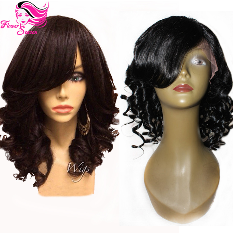 lace hair style 2015 wigs styles 2015 new style flaxen capless wavy 4964