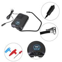 Portable 12V 250PSI Auto Digital Air Compressor Car Van Inflator Pump Auto Cut Off High Quality