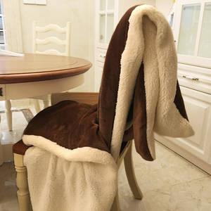 TEAGHLAIGH Sofa Bedspread Plaid Blanket Throw