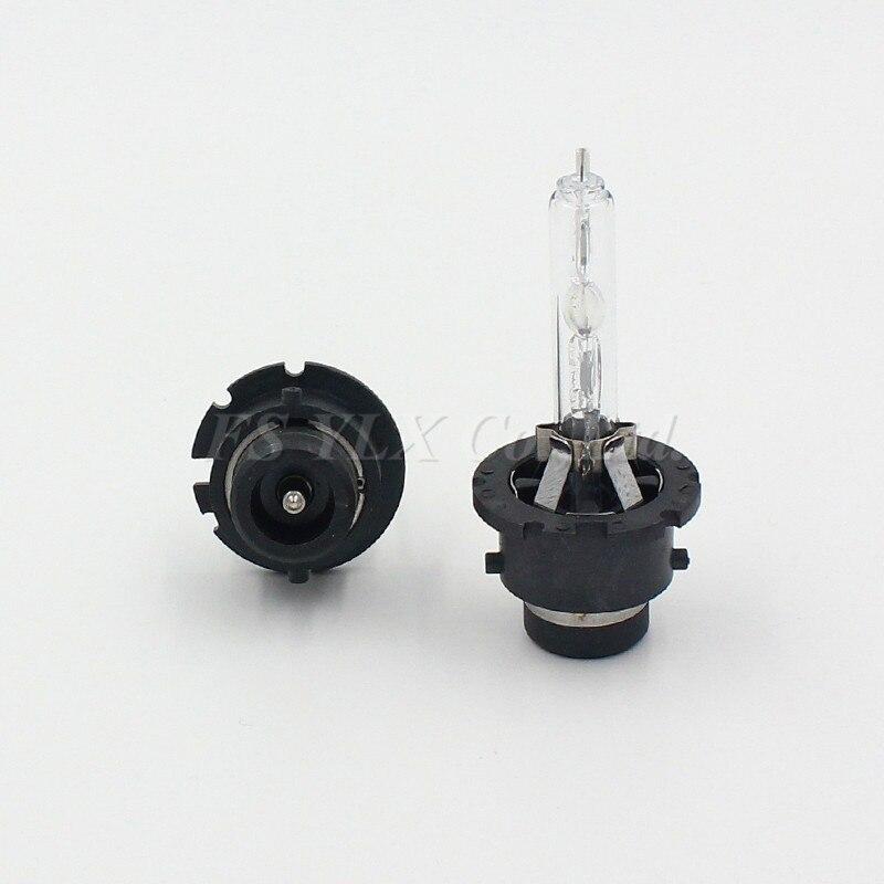FSYLX 5 пар D2S HID ксеноновая лампочка для передних фар лампа 35 Вт автомобиль d2s hid ксеноновая лампа свет 4300 K 6000 K 8000 K 10000 K