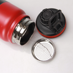 Image 2 - Спортивная бутылка для воды UPORS из нержавеющей стали, 600 мл/800 мл, большая емкость, двойные стенки, вакуумная Изолированная кружка, портативный термос, бутылка