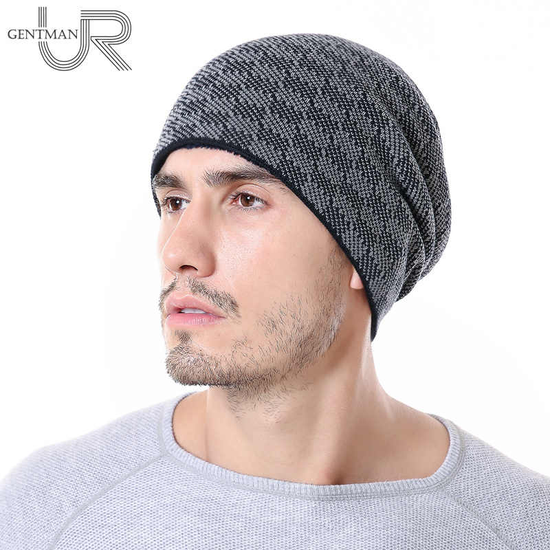 5ddb7d63806 Unisex Warm Winter Hat Plaid Style Skullies Beanies Hat Fashion Winter  Baggy Beanies For Men Women