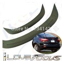 Nieuwe Auto Primer Kofferbak Lip Spoiler Wing Voor Ford Focus 3 Mk 3 Mk3 Sedan 2012 2013 2014 2015