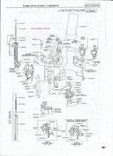 Santoni G615L Man Sock Knitting Machine Use Elastic Knife Assembly G1900195
