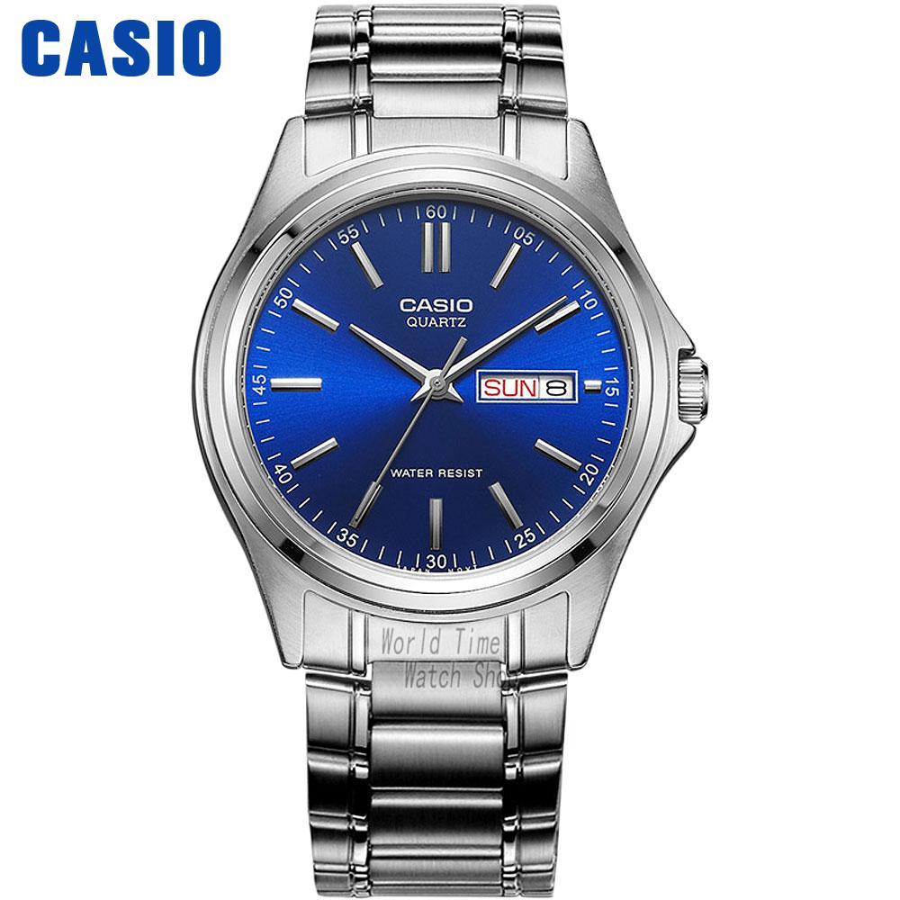 Casio watch Men's waterproof watch pointer fashion business quartz men's watch MTP-1239D-2A MTP-1239D-7A MTP-1239D-1A casio watch men sports waterproof quartz luminous watch mtp 1374d 7a mtp 1374l 7a mtp 1374sg 1a mtp 1374sg 7a mtp 1374d 1a