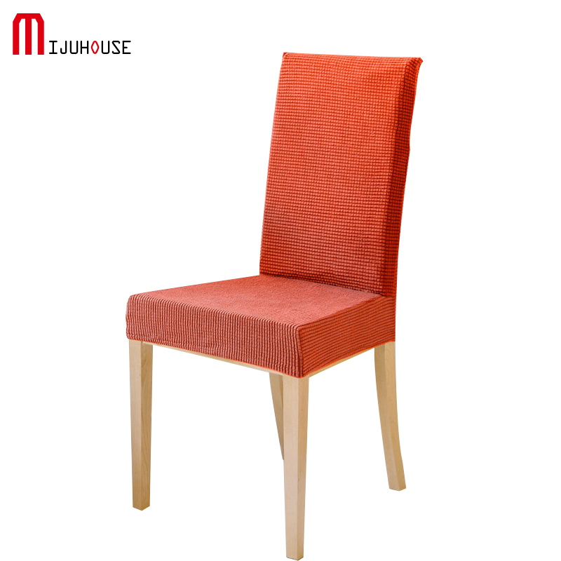 Pure Fleece Knitting Chair Cover Thicken Siamese Stretch Hotel Restaurant Customized Chair Cover Antifouling Stool Cover -in Chair Cover from Home u0026 Garden ...  sc 1 st  AliExpress.com & Pure Fleece Knitting Chair Cover Thicken Siamese Stretch Hotel ...