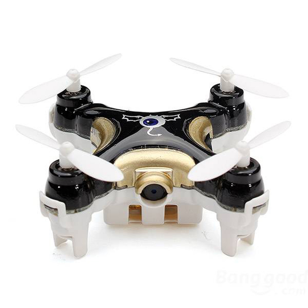 Wholesale price CX-10C Mini 2.4G 4CH 6 Axis LED RC Quadcopter with Image RTF Black 4CH 2.4G 6 Axis 24 Min Flight Remote Control