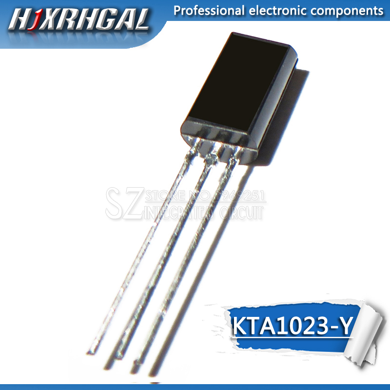 Free Shipping 10pcs/lot Transistor A1023 KTA1023-Y TO-92L 92LM New Original