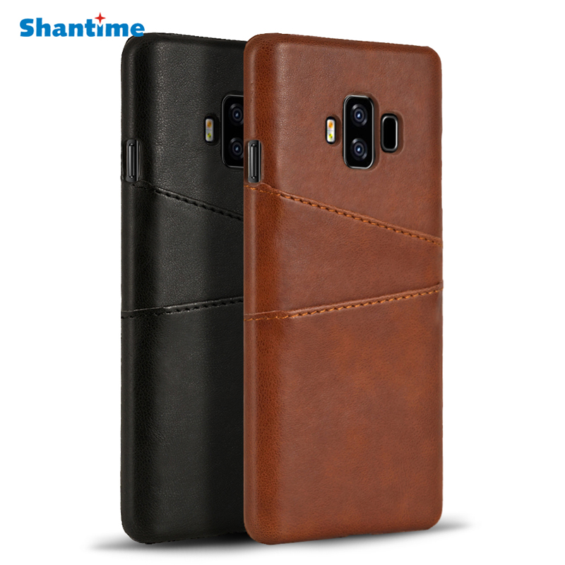 PU Leather Case Card Slot Case For Vkworld S8 Case Leather Back Cover For Vkworld S8 Cover For Vkworld S8 Business Case