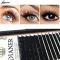 Mixed Size Mink Individual False Eyelashes Fake Lash Semi Permanent Extensions M02685