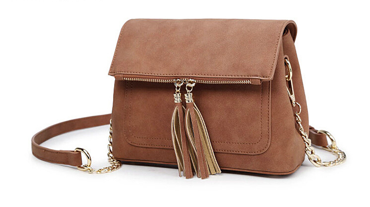 Fashion women's small handbag casual shoulder messenger small bag female handbag brown m-5698